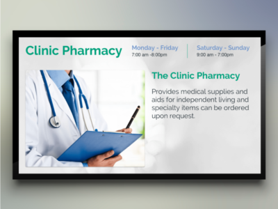 benefits-of-digital-signage-for-clinics