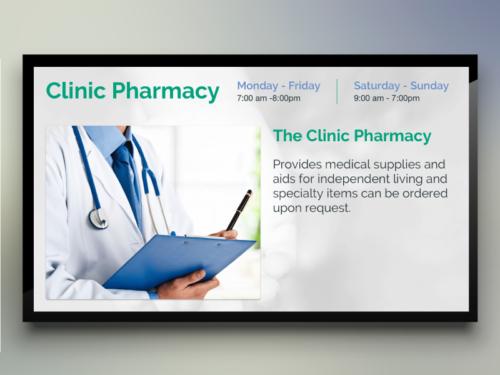 benefits-of-digital-signage-for-clinics