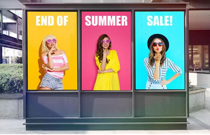 Cyprus Digital Signage shop