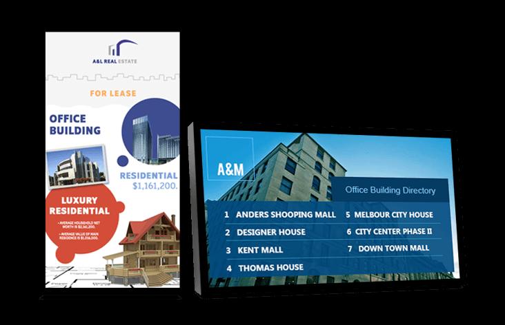 digital-signage-real-estate