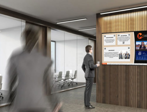 Touch Screens for Meeting Rooms