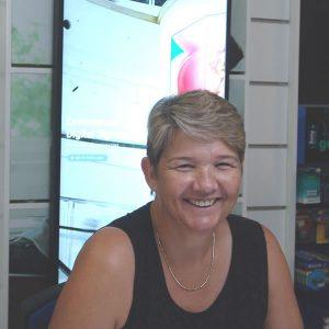 Margaret Digital Signage 600